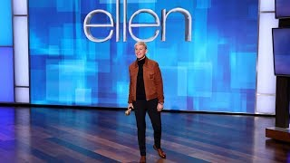 Ellen Reflects on Her Big Night at the Golden Globes