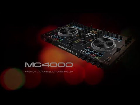MC4000 - Life Of A DJ From The Booth