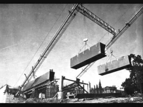 Boğaz Köprüsünün Yapılışı