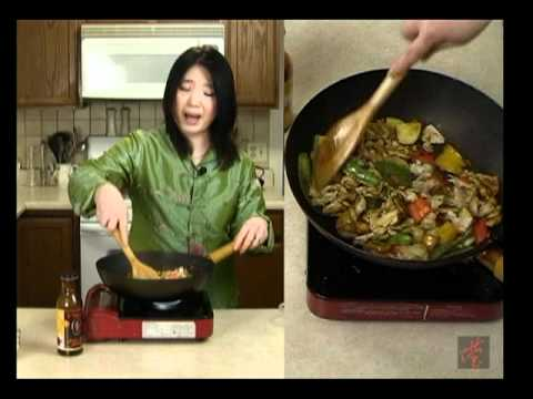 Chinese Stir-Fry with Ying's Sauce