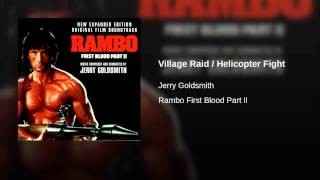 Village Raid / Helicopter Fight
