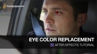 Video Tutorial: Changing Eye Color in After Effects(In this video tutorial you'll discover how to create a cool special effect in AE - modify the eye color of on-screen talent. This is a cool trick for creating scary effects ..., 2013-10-07T19:10:26.000Z)