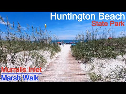 Huntington Beach  State Park &  Murrells Inlet Marsh Walk