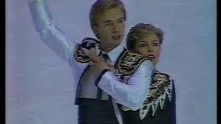 "Torvill & Dean ""Paso Doble"" 1984."