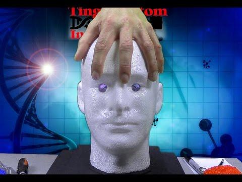 Cosmic Scalp Massage High Tech ASMR