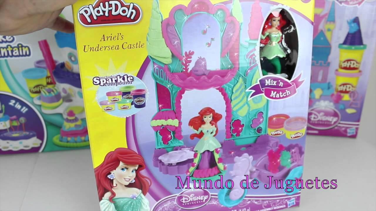 Plastilina Play Doh en Espa241ol 2014 Princesa Sofia Monta241a  : maxresdefault from www.youtube.com size 1280 x 720 jpeg 101kB