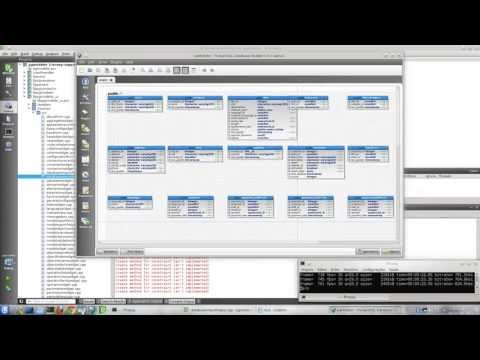 pgModeler 0.6.0-alpha1: Reverse engineering in action!