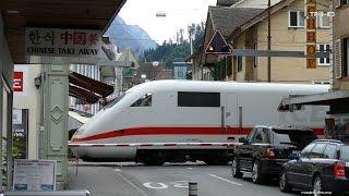 Bahnübergang Interlaken - Crossing - All In One