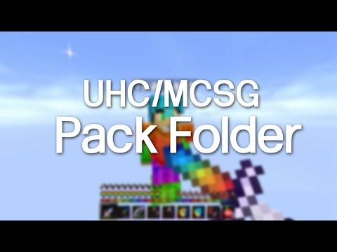 UHC/MCSG Pack Folder Release (30+ Packs)