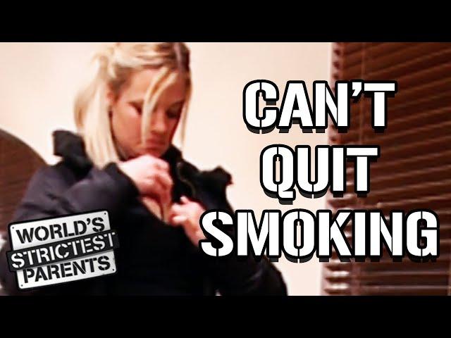 Girl Hides Cigarettes in Her Shirt   Worlds Strictest Parents