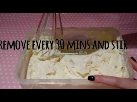Slimming World Recipes With Quark   Syn Free Ice Cream