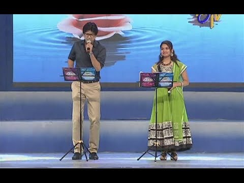 Swarabhishekam - Vijay Prakash & Shruti Performance - Niharika Niharika Song - 15th June 2014
