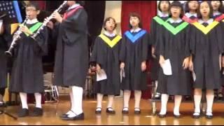 中華基督教會基灣小學(愛蝶灣) 2015畢業惜別會