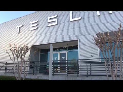 Building the New Tesla Dallas Service Center - Temporary Cut