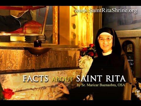 Facts About Saint Rita of Cascia
