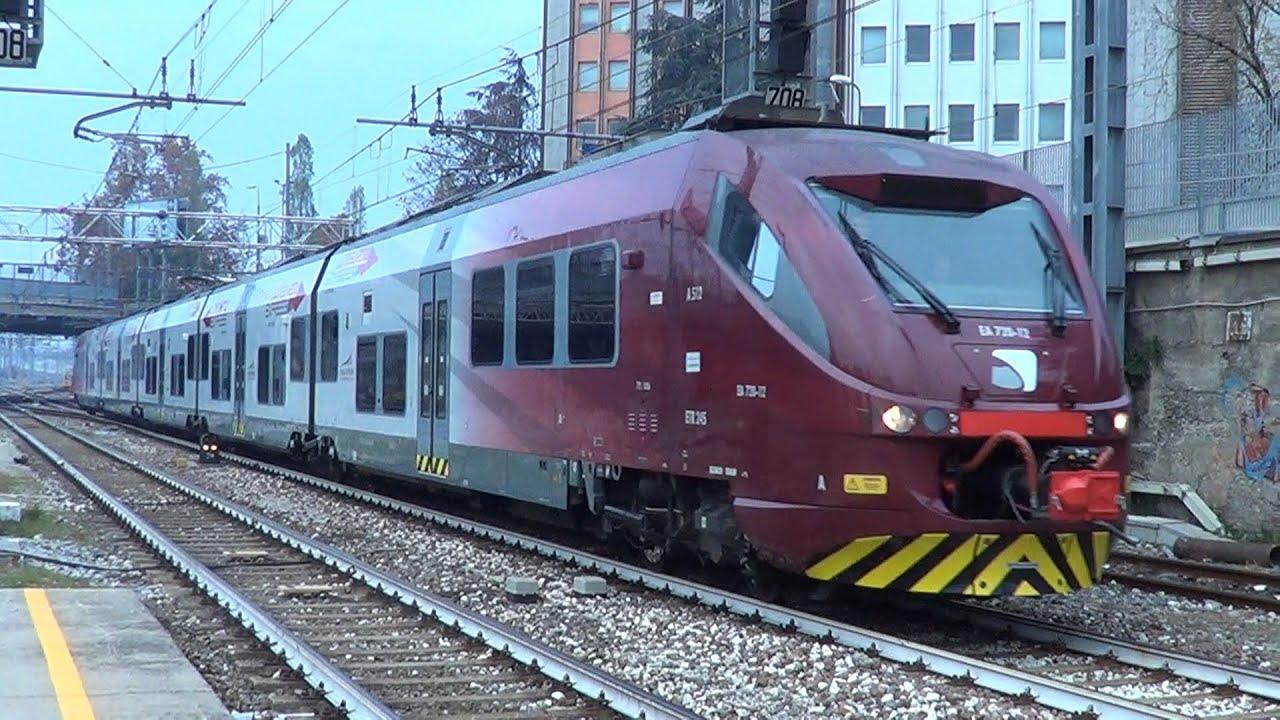 Malpensa express trenord milano porta garibaldi youtube - Trenord porta garibaldi ...