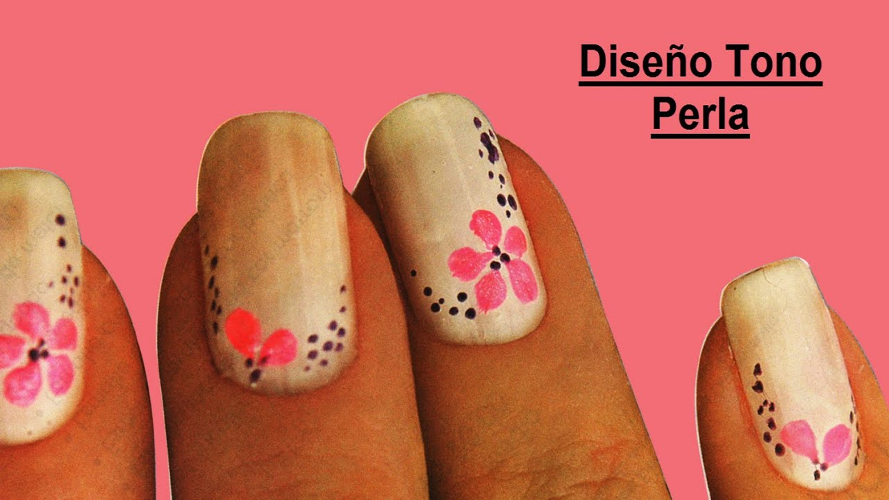 Fotos o imagenes de u as decoradas manicure decoraciones for Decoraciones faciles para unas