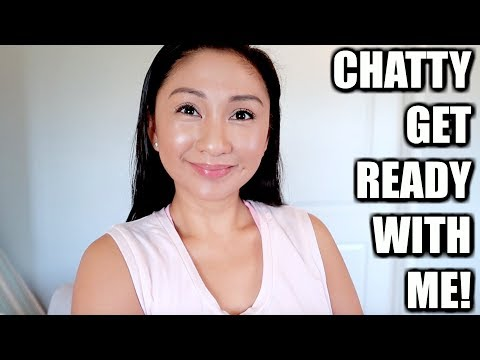 CHATTY GET READY WITH ME: MOVING, TATOOS, HARDEST PART OF PARENTING, LIFE thumbnail