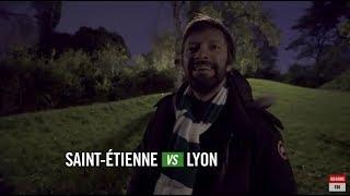 Julien Cazarre présente Saint-Étienne - Lyon