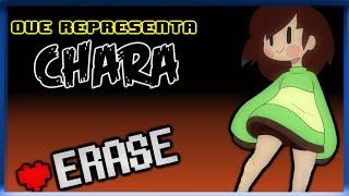 La gente asume contextos como que Chara representa al jugador o que...