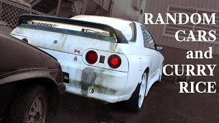 Unfinished Video: Car Spotting and Japanese Curry Rice