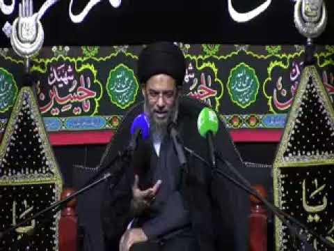 03 Majlis 03 Muharram 1439 2017 Maulana Aqeel Ul Garavi