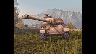 World of Tanks Blitz WOT gameplay EP109(03/03/2018)