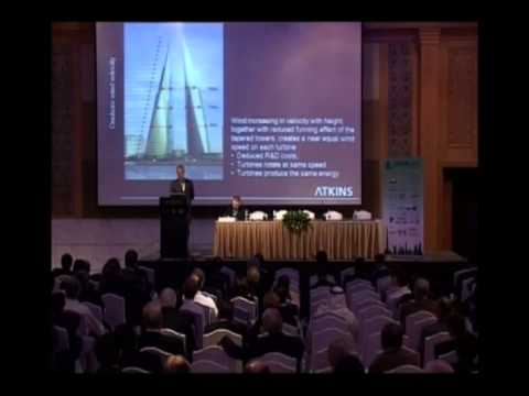 "CTBUH 2008 Dubai Congress - Shaun Killa, ""Harnessing Energy in Tall Buildings"""