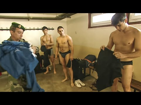 Légion Etrangère : les recrues de la seconde chance