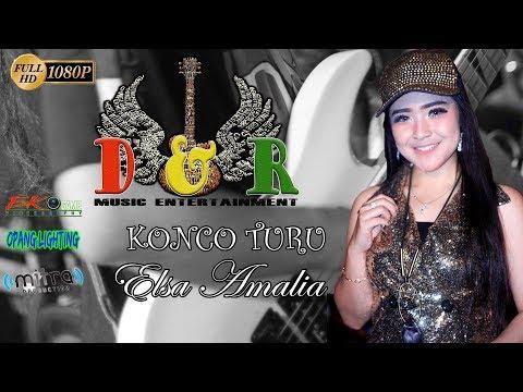 KONCO TURU - ELSA AMALIA - DNR - MITRA MUSIC
