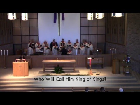 FCPC Easter Cantata 2015 - Written In Red