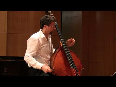 Bradetich on Bach: Prelude from Cello Suite No. 2
