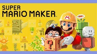 Live Viewer Levels for Your Pleasure | Mario Maker
