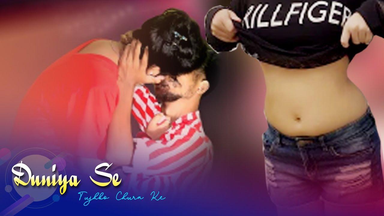 Duniya Se Tujhko Chura Ke | Sad Love Story | Satyajeet Jena | Tik Tok Viral Song 2020