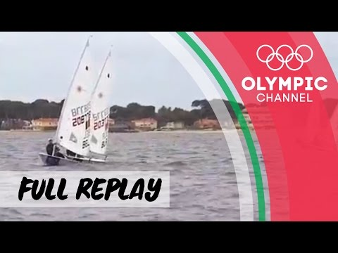 RELIVE  Sailing World Cup Series 2017 Hyères FRA  Classes: Laser, Radial, Finn, 470