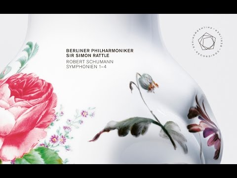 On CD & Blu-ray: Simon Rattle conducts Schumann's Symphonies Nos. 1-4