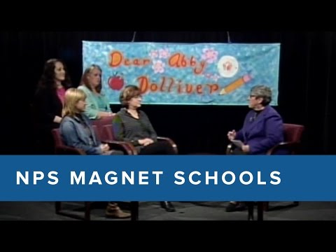 Dear Abby Dolliver, Norwich Magnet Schools