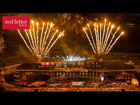 Kynren - An Epic Tale of England with Red Letter Days