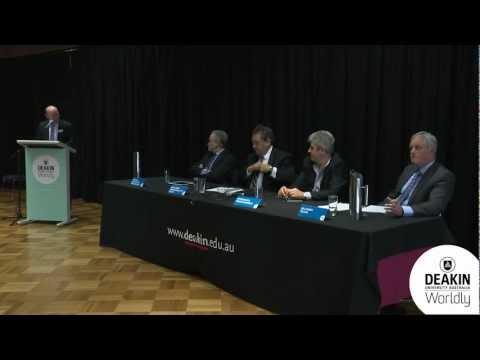Deakin Week 2012 - Broadband Rollout Strategies