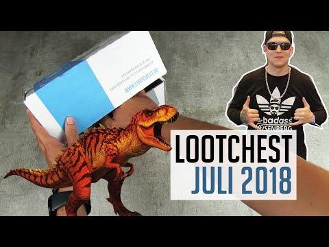 LOOTCHEST 07/2018 - MontanaBlack Fan?!