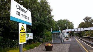 Church Stretton Train Station