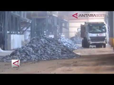 Smelter: Dirjen Minerba tinjau pembangunan smelter di Konawe