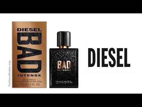 Diesel Bad Intense Fragrance Youtube