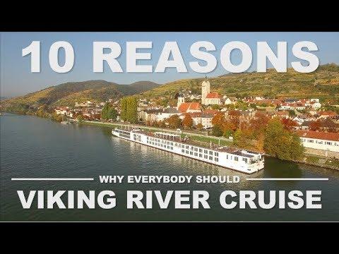 10 Reasons Everybody Should Viking River Cruises - Review