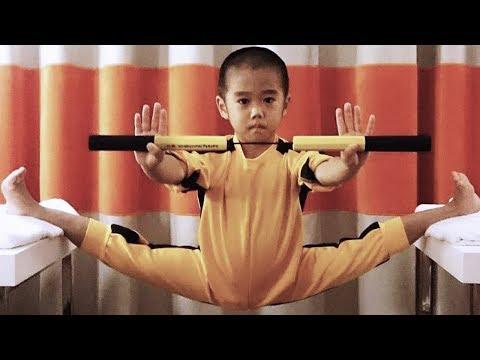 AMAZING Baby BRUCE LEE - Ryusei Imai    The Strongest Kids In The World