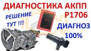 Диагностика АКПП и вариатора безразборная (на примере АКПП Subaru)