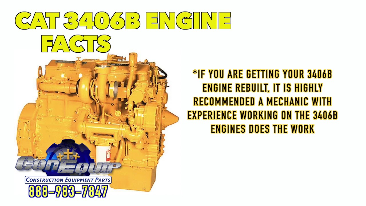 CAT 3406 Diesel Engine and engine parts  New aftermarket