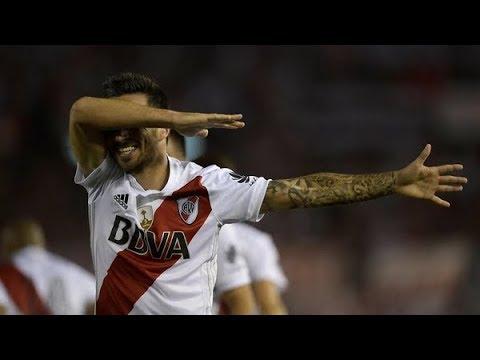 Ignacio Nacho Scocco 2017/18  - Amazing Goals x Skills x Assists - River Plate | HD