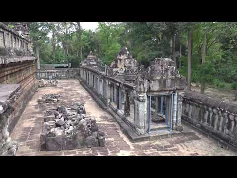 """Cambodia Travel. Камбоджия. Храмы Ангкора """"малый круг"""". (часть 2)"""