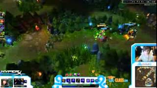 c9 sneaky caitlyn vs draven challenger ranked solo queue ad hq